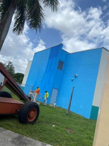 JC Bermudez Doral Senior Building Renovations